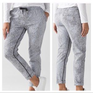 Lululemon Jet Power Luxtreme Spray Jacquard